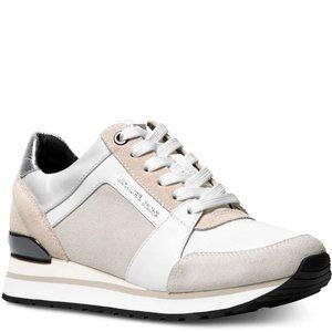 MICHAEL Michael Kors Billie Trainer Sneakers Gray